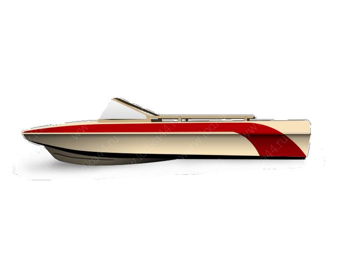 вес лодки обь: