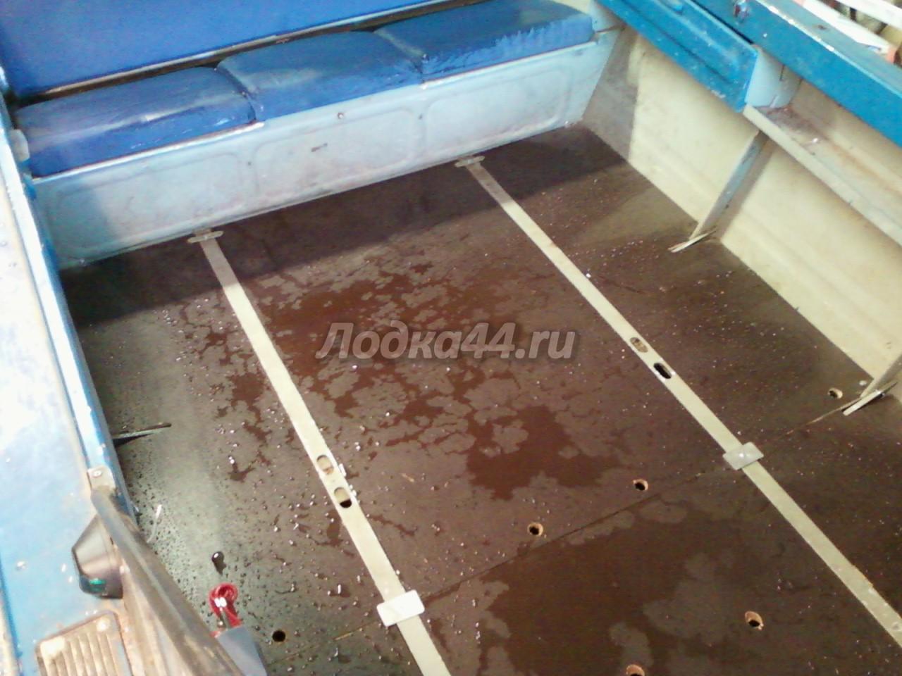 Фанерный пол для лодки пвх