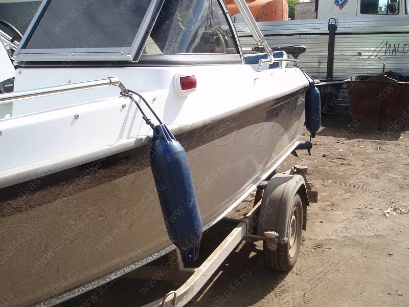 кранец швартовый для лодки
