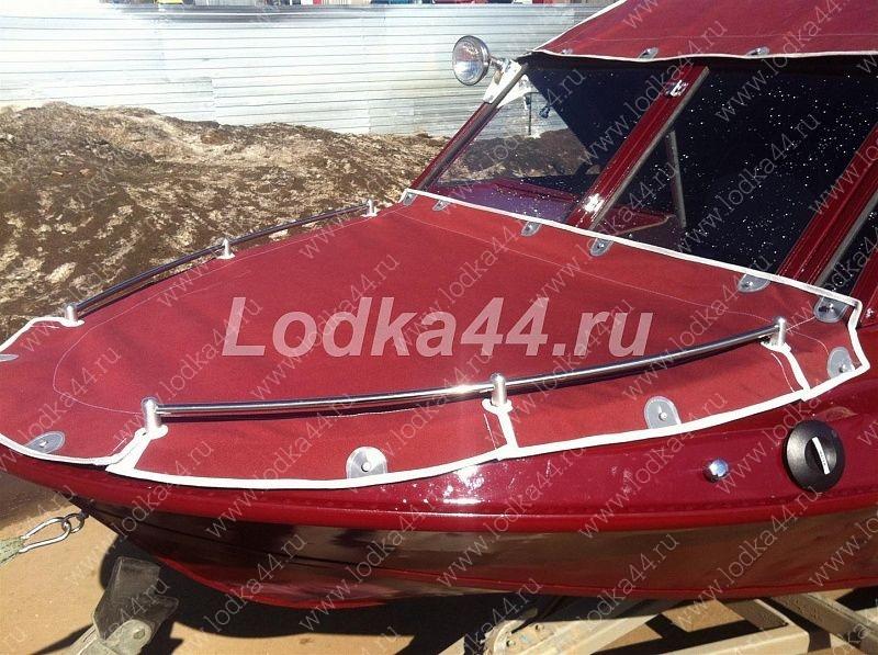 носовая часть лодки это