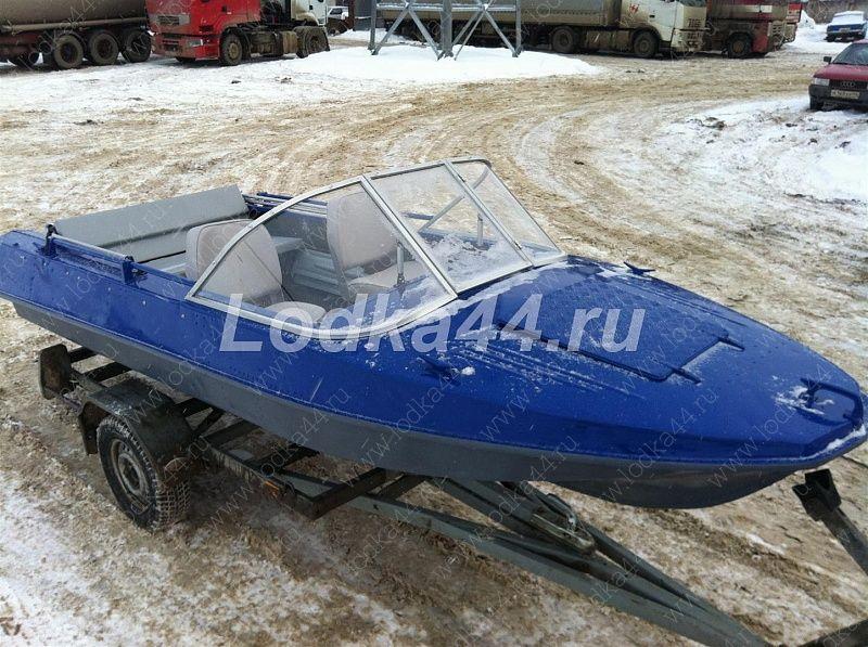 Модернизация лодки «Обь-М» | Лодка 44: lodka44.ru/about/works/modernizatsiya-lodki-ob-m