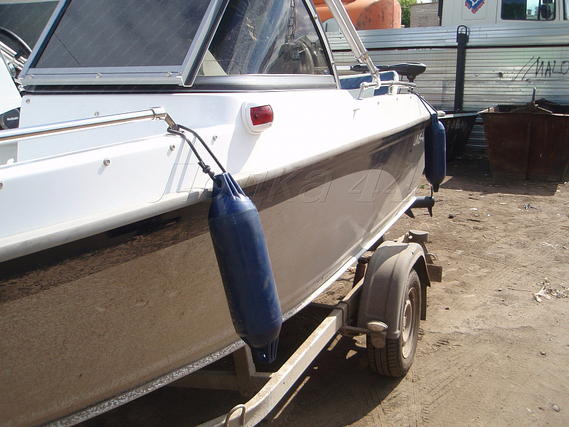 Кранец своими руками на лодку 65