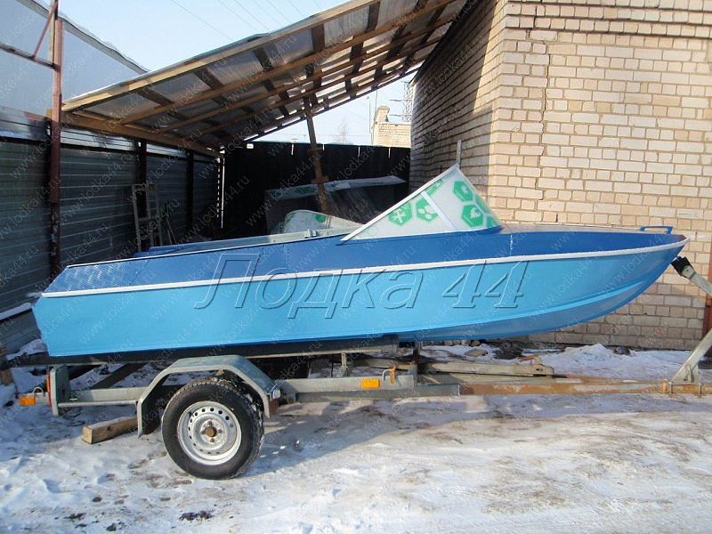 Габаритные размеры моторных лодок