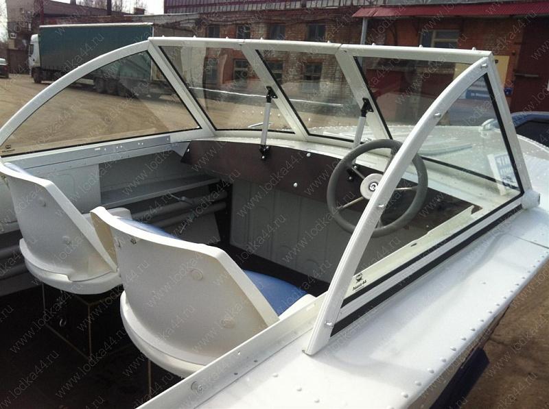 Стекло на лодку прогресс 2 своими руками
