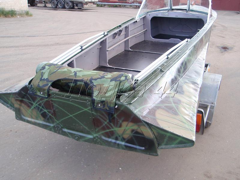 Казанка лодка своими руками фото