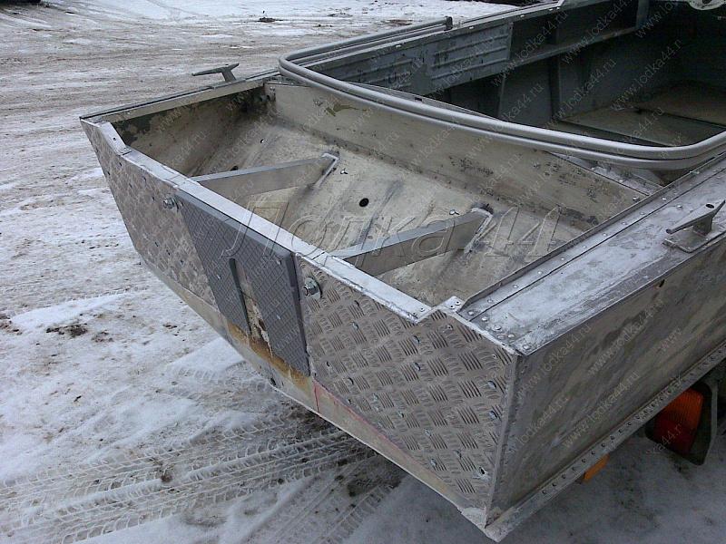 Ремонт лодки из ПВХ своими руками 76